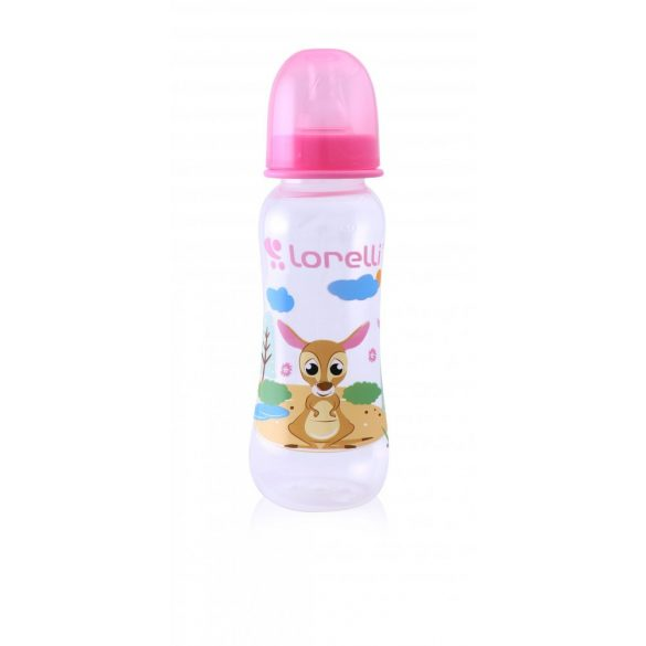 Baby Care Easy Grip Kojenecká fľaša 250ml