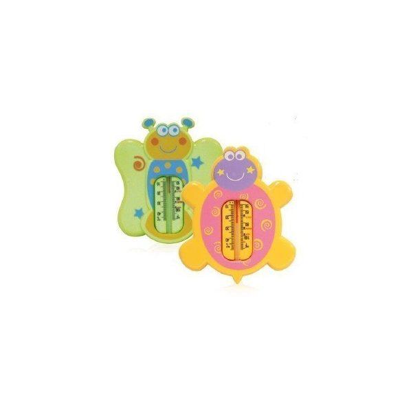 Baby Care Teplomer do vody - korytnačka / motýľ [2895]