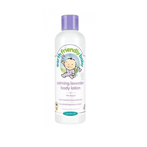EFB Upokojujúce levaduľové telové mlieko pre deti 250 ml