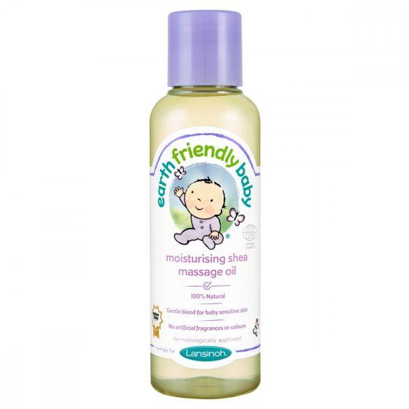 EFB hydratačný masážny olej s bambuckým maslom 125 ml