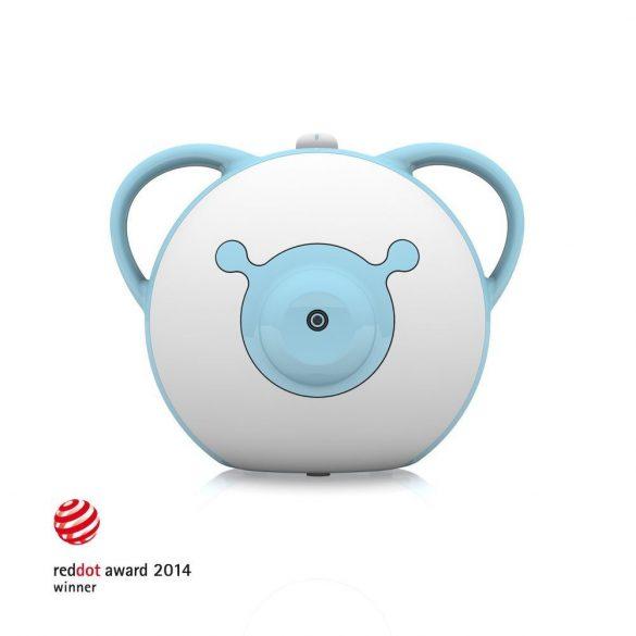 Nosiboo Pro elektrická nosná odsávačka - modrá