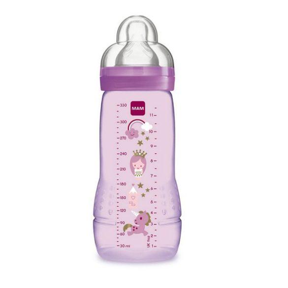 MAM detská fľaša 330 ml 4m+