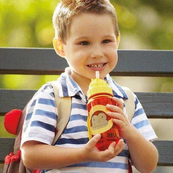 Skip Hop Zoo fľaška - opička