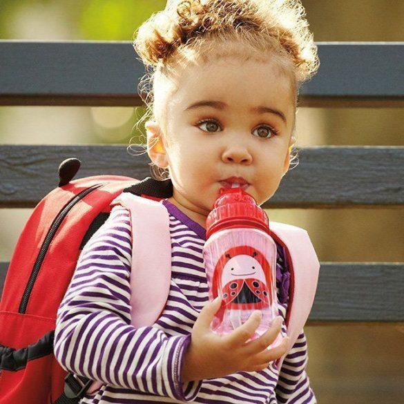 Skip Hop Zoo fľaška - lienka