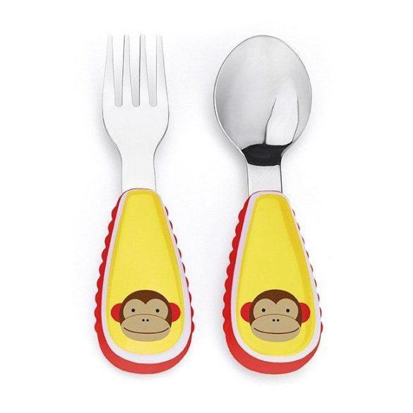 Skip Hop Zoo príbory - opička