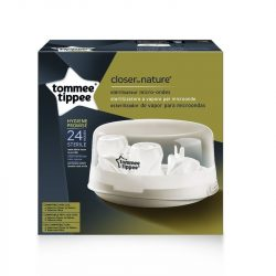 Tommee Tippee parný sterilizátor do mikrovlnnej trúby 42360081