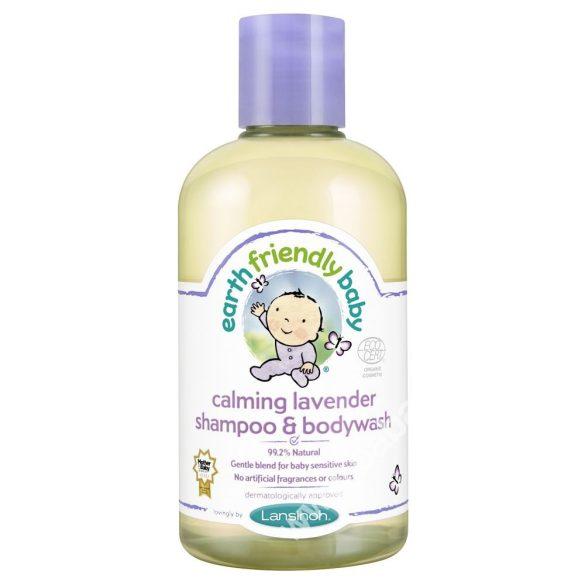 EFB Jemňujúci detský šampón a telové mydlo levanduľa 250 ml