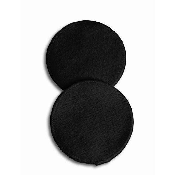 Carriwell bavlnené pracie vložky - čierne