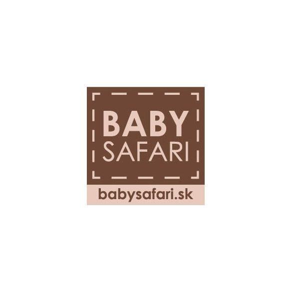 BabyOno Plyšová žuvacia píštacia kravička