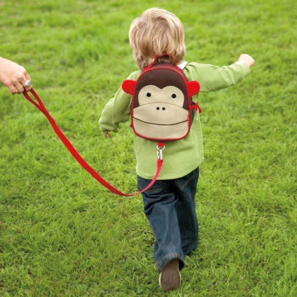 Skip Hop Zoo batoh s vodítkom - opička