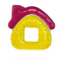 Baby Care chladivé hryzátko - domček