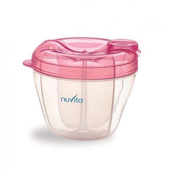 Nuvita dávkovač na sušené mlieko - Pink - 1461  !! Výpredaj !!