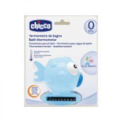 Chicco BabyMoments teplomer do vody rybka - modrá