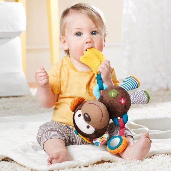 Skip Hop Bandana Buddies hračka - opička