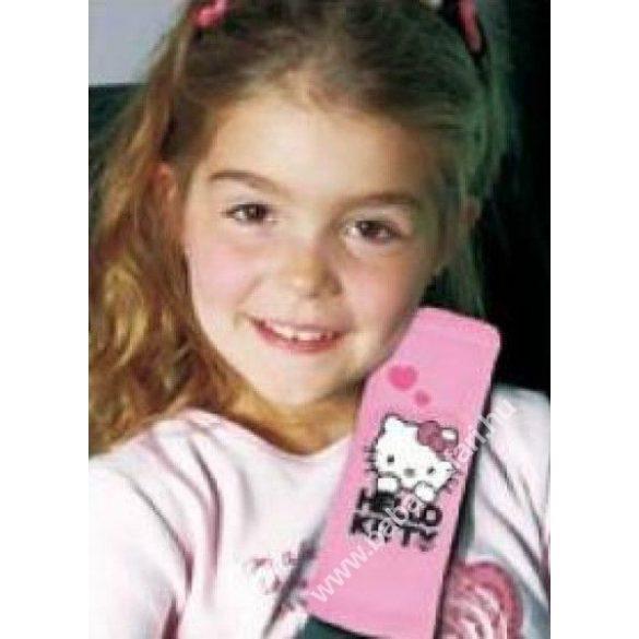 Markas Hello Kitty chránič na bezpečnostné pásy - pink