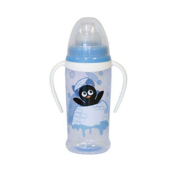 Baby Care hrnček s držadlom 350ml - vo viacerých farbách