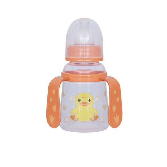 Baby Care Kojenecká fľaša 125ml - vo viacerých farbách