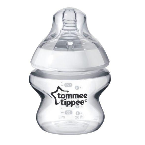 Tommee Tippee Closer To Nature sklenená dojčenská fľaštička 150ml