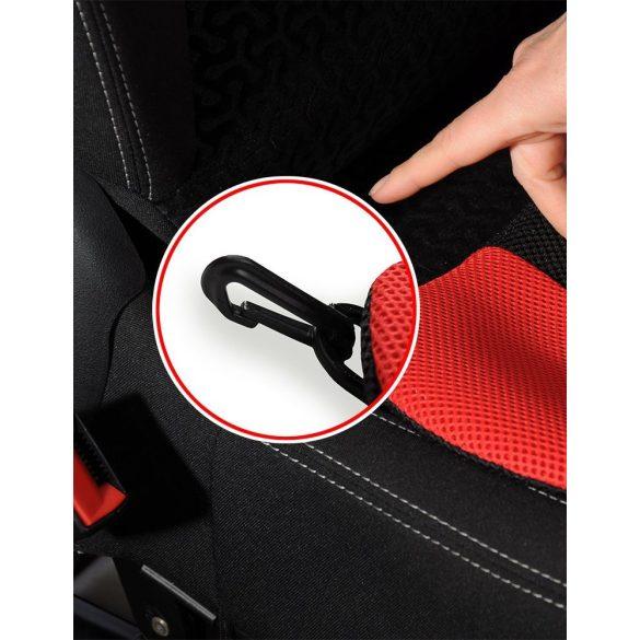 Scamp bezpečnostný pás pre tehotné - čierný