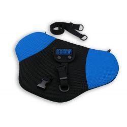 Scamp bezpečnostný pás pre tehotné - modrý