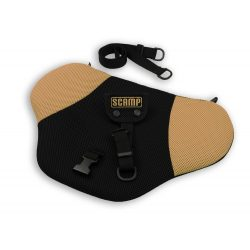 Scamp bezpečnostný pás pre tehotné - béžový