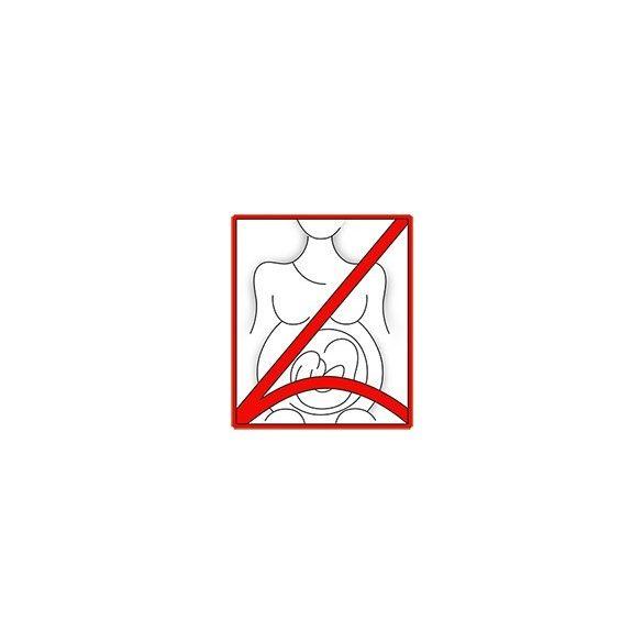 Scamp bezpečnostný pás pre tehotné Comfort Isofix - sivý