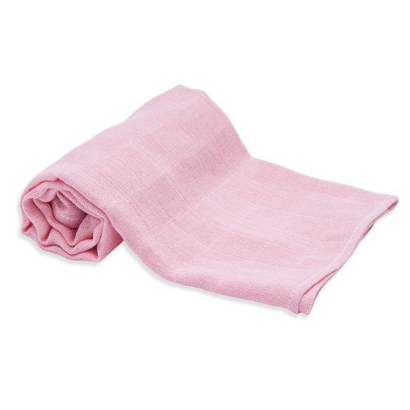 Scamp látkové ružové plienky 70x70 cm, 5 ks