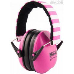 Alpine Muffy -Ochranné slúchadlá  - pink