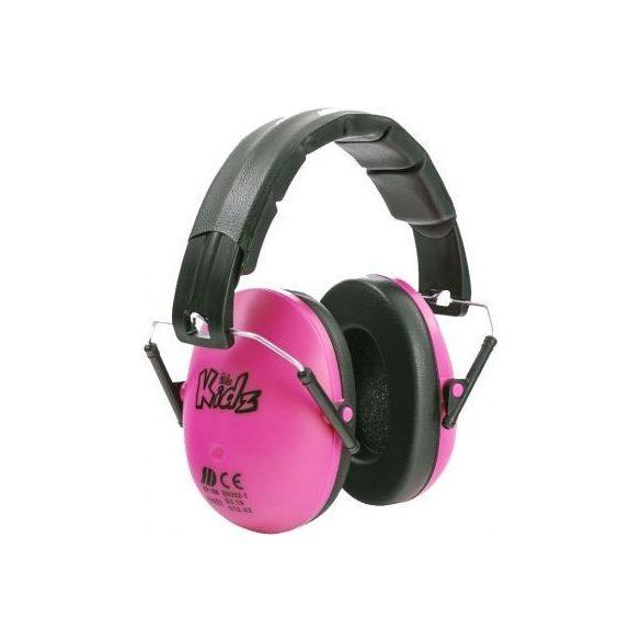 Edz Kidz - slúchadlá pre bábätká a deti - pink