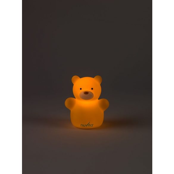 Nuvita Nočné svetlo - malé - macko - 6602 !!Výpredaj !!