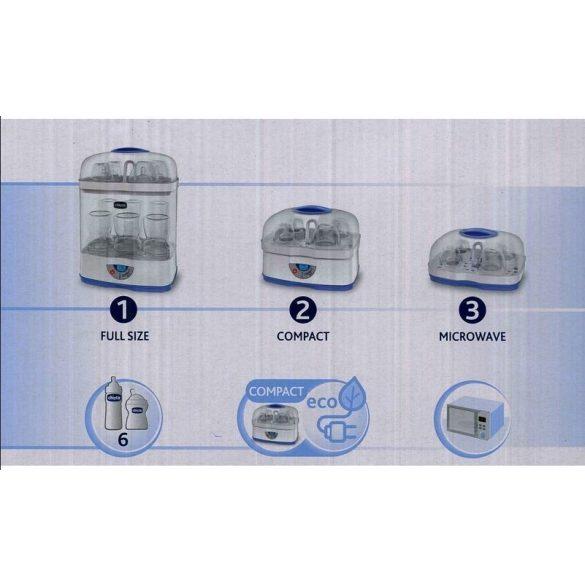 Chicco Elektrický a mikrovlnný sterilizátor