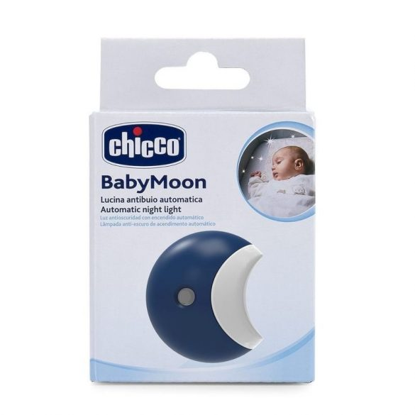 Chicco BabyMoon Lampička nočné svetlo s automatickým spínačom