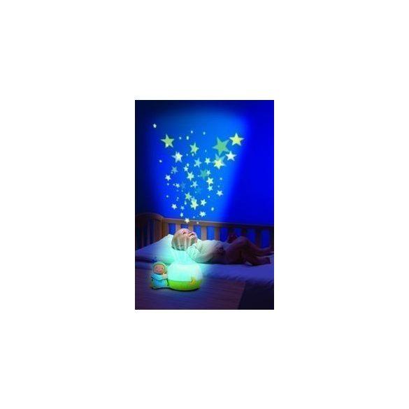 Chicco Hudobný chlapčenský projektor a lampa 0m+