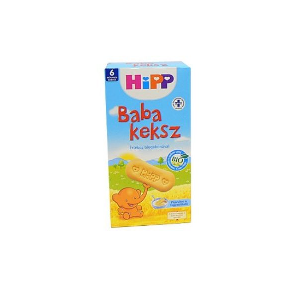 HIPP Baby sušienky 150g