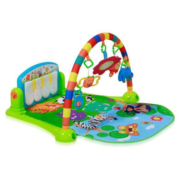 Lorelli Toys deka na hranie - Piano Gym Blue