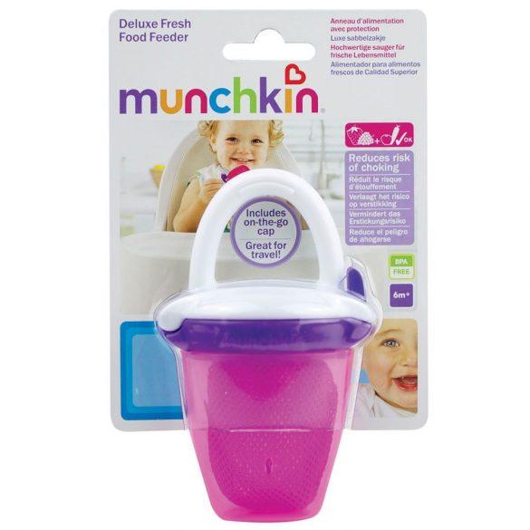 Munchkin kŕmiaca sieťka s úložným mini boxom - rôzne farby