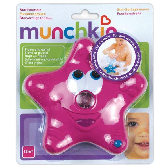 Munchkin hračka do kúpeľa - Star Fountain / Fontána v tvare hviezdy - rôzne farby