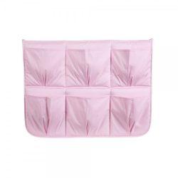 Albero Mio vreckový organizér na postieľku - Pink