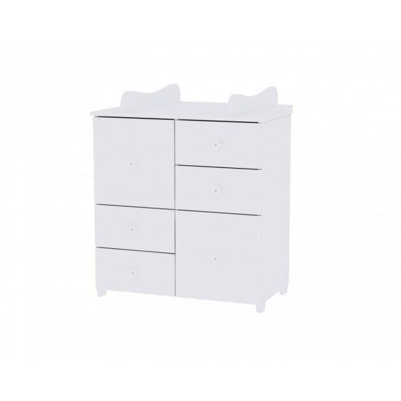 Lorelli Cupboard prebaľovacia komoda - White