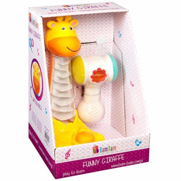 BamBam Hra na šikovnosť - Vtipná žirafa