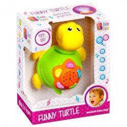 BamBam Interaktívna hračka - Vtipná korytnačka
