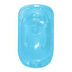 Lorelli Anatomicky tvarovaná vanička + stojan - Modrá