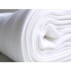 Babaház Textilné plienky 5 ks biele 70x70cm