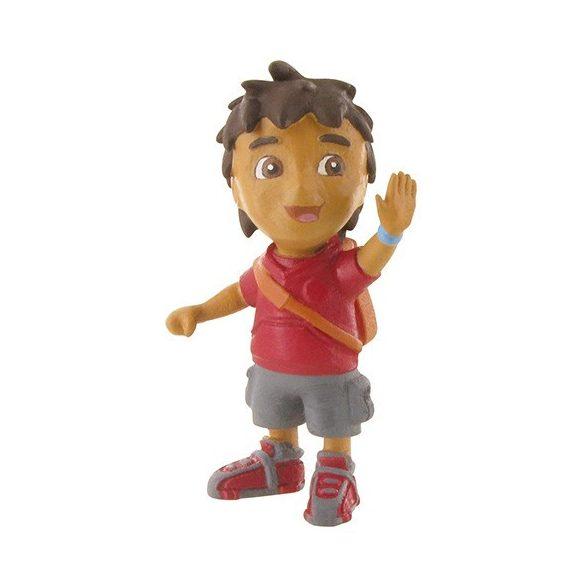 Comansi prieskumníčka Dora - Diego