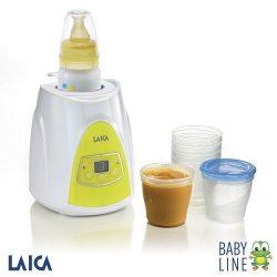 Laica Baby Line digitálna detská fľaša a ohrievač detskej stravy