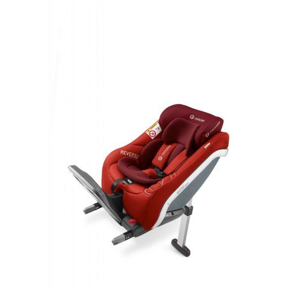 Concord Reverso Plus i-Size autosedačka 40-105 cm - Flaming Red