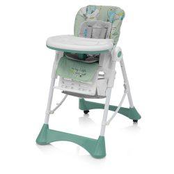 Baby Design Pepe multifunkčná jedálenská stolička - 04 Green 2018