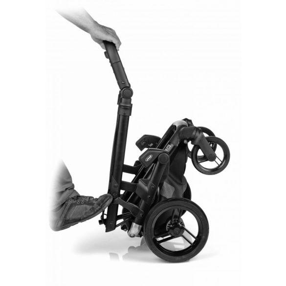 Jané Rider kočík  + Matrix na vaničku transformovateľný nosič - S53 Red 2018   !! VÝPREDAJ !!