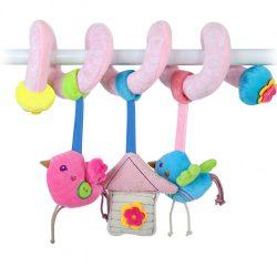 Lorelli Toys Špirálová hračka - sweet home