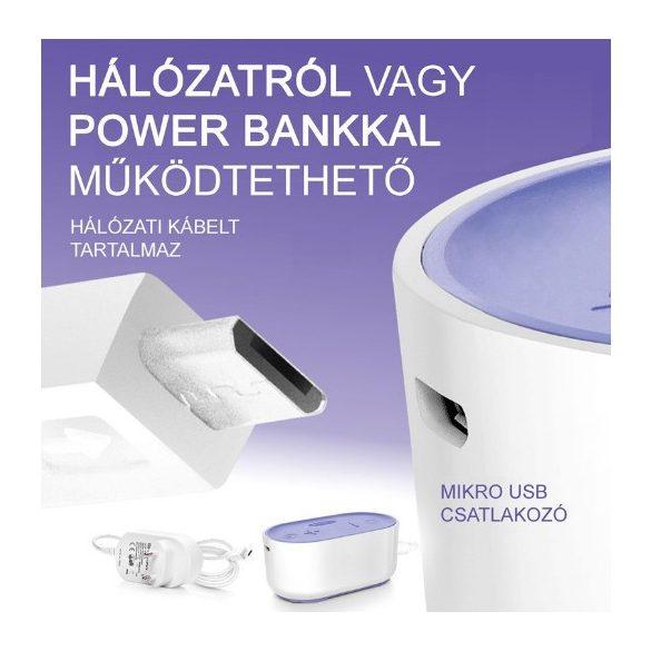Lansinoh dvojfázová kompaktná elektrická odsávačka